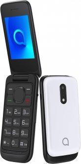 Мобильный телефон Alcatel 2053 Dual SIM Pure White (2053D-2BALUA1)