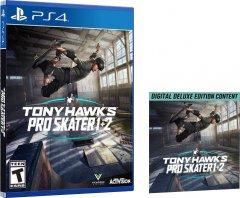 Игра Tony Hawk Pro Skater 1+2 Коллекционное издание для PS4 (Blu-ray диск, Russian version)