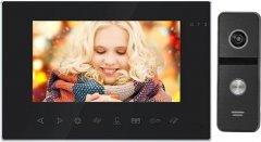 Комплект видеодомофона CoVi Security Onyx FHD Black + Iron FHD Black