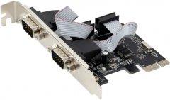 Контроллер Gembird SPC-22 (COM) (2 внешних порта)