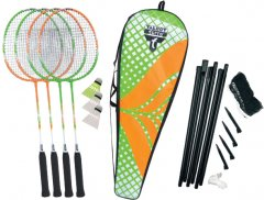 Набор для бадминтона Talbot Torro Badminton Set 4 Attacker Plus (449406)