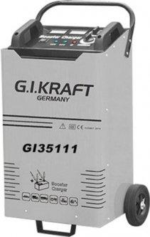 Пуско-зарядное устройство G.I.KRAFT 12/24В, пусковой ток 335A, 220В (GI35111)