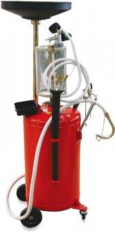 Установка для слива и вакуумной откачки масла Torin с мерной колбой 90 л (TRG2090)