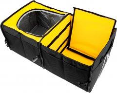 Органайзер автомобильный в багажник Smart&Simple с охлаждающим отсеком (LP5688)