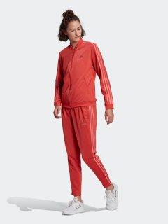 Спортивный костюм Adidas W 3S Tr Ts GM5581 L Crered/Hazros (4064045349476)