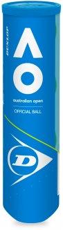 Мячи для большого тенниса Dunlop Australian Open 4 ball (DAO)