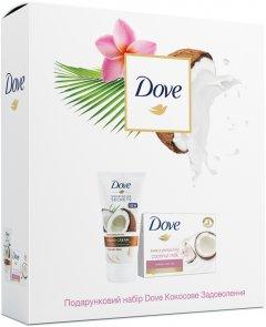 Подарочный набор Dove Кокосовое удовольствие (8714100880845)