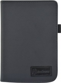 Обложка BeCover Slimbook для Pocketbook 627 Touch Lux 4/628 Touch Lux 5 2020/633 Color 2020 Black (BC_703730)