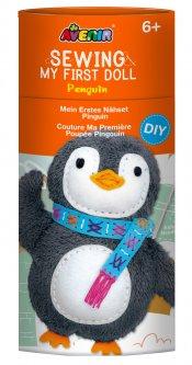 Набор для творчества Avenir шитье игрушки Пингвин (CH1626)