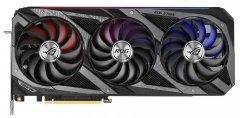 Asus PCI-Ex GeForce RTX 3070 ROG Strix Gaming 8GB GDDR6 (256bit) (1725/14000) (2 x HDMI, 3 x DisplayPort) (ROG-STRIX-RTX3070-8G-GAMING)