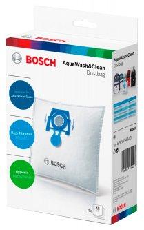Набор одноразовых мешков для моющих пылесосов BOSCH BBZWD4BAG