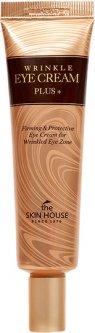 Крем от морщин The Skin Wrinkle Eye Cream Plus House для кожи вокруг глаз 30 мл (8809080823002)