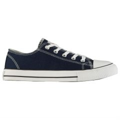 Кеди жіночі Lee Cooper Canvas Lo Shoes Ladies 41 (26,5) Сині (24823722-R)