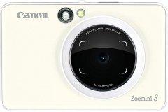 Камера моментальной печати Canon Zoemini S Pearl White (3879C006AA)