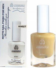 Основа под лак db cosmetic матовая для мужского маникюра 10 мл (8026816206278)