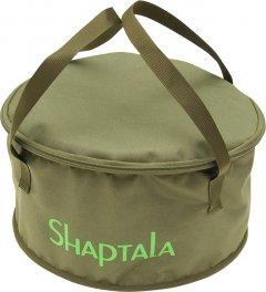 Ведро для прикормки Shaptala 35 х 20 см Хаки (ВДК2Х)