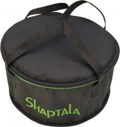 Ведро для прикормки Shaptala 35 х 20 см Черное (ВДК2Ч)