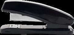 Степлер пластиковый Buromax Jobmax №24 15 листов Черный (BM.4213-01)