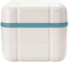 Контейнер Curaprox с решеткою для хранения съемных зубных протезов Зеленый 1 шт (7612412300116)