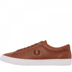 Кеди Fred Perry Underspin Leather Tan Tan, 43 (11190581)