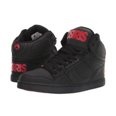 Кеди Osiris NYC 83 Classic Black/Red, 40.5 (260 мм) (11248012)