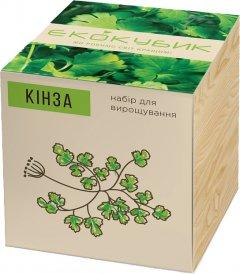Набор для выращивания Экокубик Кинза (2000992392792)