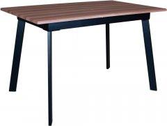 Стол обеденный Eagle Flash 75 х 75 x 120 - 160 см Beige/Black (E3834)