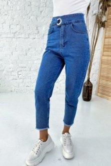 Круті джинси із завищеною талією Lurex джинс (3XL)