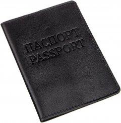 Обложка на паспорт Shvigel 13977 Черная