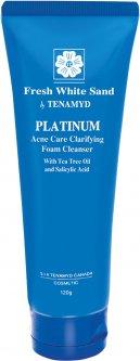 Гель для очищения кожи с высыпаниями Tenamyd Canada Platinum Acne care Clarifying Foam Cleanser 120 г (8809030734198)
