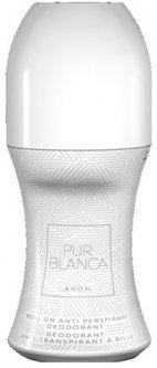 Дезодорант-антиперспирант Avon Pur Blanca с шариковым аппликатором 50 мл (68379)(ROZ6400101559)