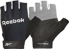 Перчатки для фитнеса Reebok Training L Черные (RAGB-14515)