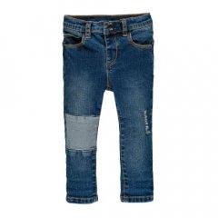 Джинси для дівчинки. MEK 183MEBF001-148 104 см синій