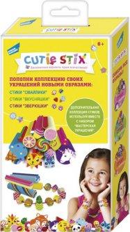 Дополнительный набор для детского творчества Cutie Stix Зверюшки (792189331005-3)