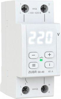 Реле напряжения ZUBR D2-40