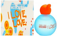 Миниатюра Туалетная вода для женщин Moschino I Love Love 4.9 мл (8011003992225)