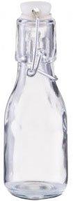 Бутылка для масла и уксуса Zeller с крышкой и зажимом 100 мл (Z19710)