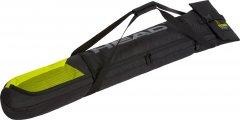 Чехол для лыж HEAD Single Skibag Short 383940 Черный с желтым (724794256572)