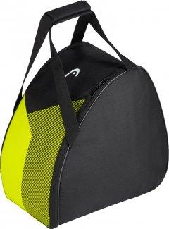 Сумка для ботинок HEAD Bootbag 383070 Черная с желтым (724794256398)