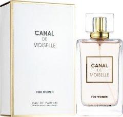 Парфюмированная вода для женщин Fragrance World Canal De Moiselle аналог Chanel Coco Mademoiselle 100 мл (6291106487800)