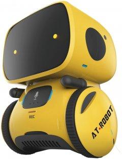 Интерактивный робот AT-Robot с голосовым управлением Желтый (AT001-03-UKR)