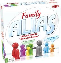 Настольная игра Tactic Семейный Элиас на русском языке (53367) (6416739533674)