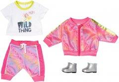 Набор одежды для куклы Baby Born Трендовый Розовый (828335)
