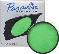 Профессиональный аквагрим Mehron Paradise Amazon Green 40 г (800-AM) (764294580517)