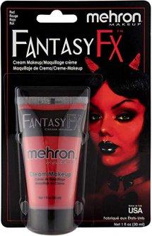 Грим на водной основе Mehron Fantasy FX Red 30 мл (FFX-R) (764294501031)
