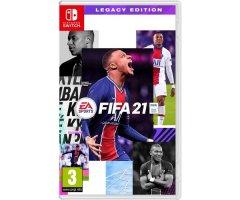 FIFA 21 Legacy Edition (русская версия) (Nintendo Switch)