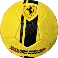 Мяч футбольный Ferrari №5 Желтый (F664Y)
