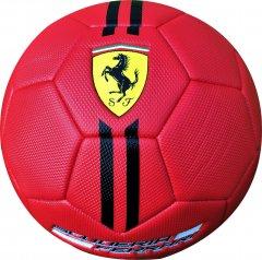Мяч футбольный Ferrari №3 Красный (F611-3R)