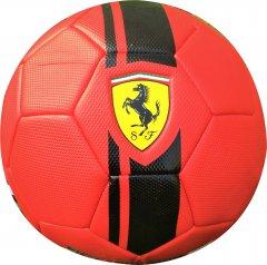 Мяч футбольный Ferrari №5 Красный (F664R)