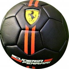 Мяч футбольный Ferrari №3 Черный (F611-3B)